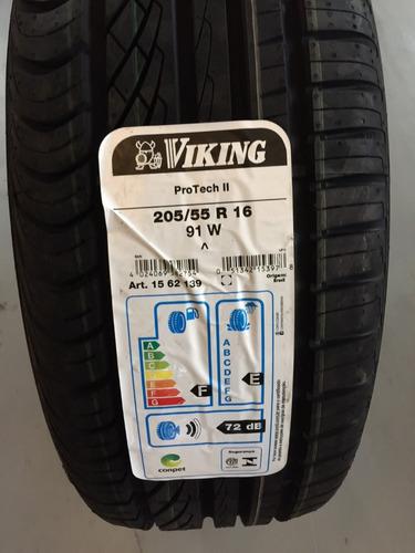 pneu continental viking  205.55.16 pro tech 91v (alf)