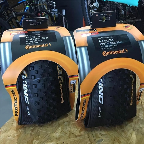 pneu continental x-king protection 29x2.4