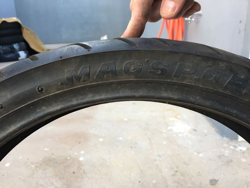 pneu cst 110/70/17 meia vida ninja300 cb300 fazer250 twister