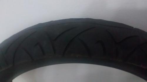 pneu de moto honda  biz semi novo em guarulhos são paulo