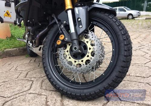 pneu dianteiro heidenau k60 120/70-19 bmw r1200 gs 2013+