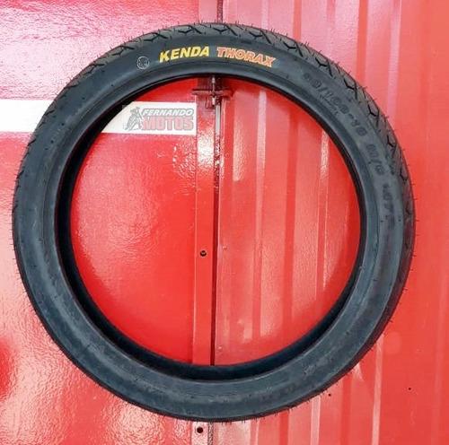 pneu dianteiro kenda thorax titan fan 125 150 ybr yes factor
