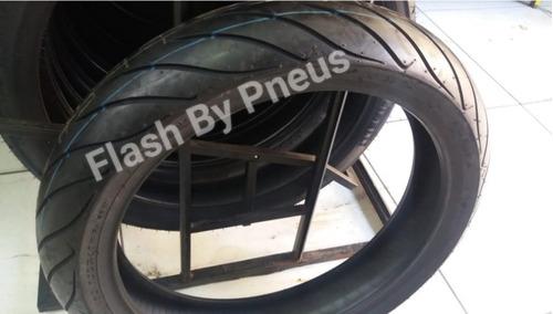 pneu dunlop 120/70-17 d222f dianteiro orig. honda cb 500f 15