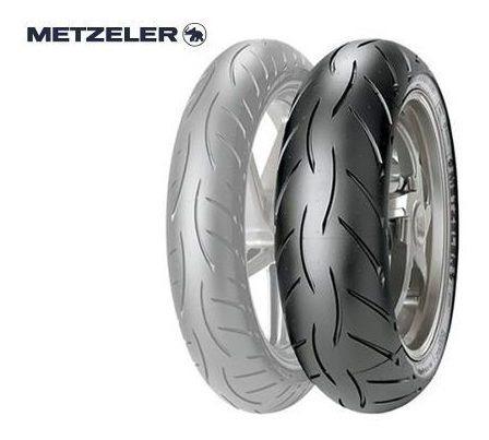 pneu fazer 600 cb600f xj6 cbr500 metzeler sportec 160/60zr17