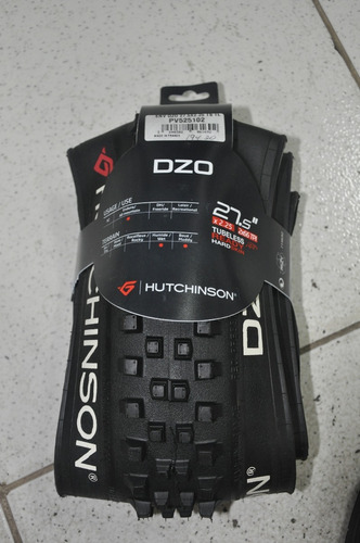 pneu hutchinson 27.5x2.25 tubeless hardskin dzo
