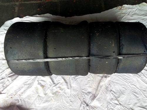 pneu kart mg amarelo (usado)