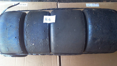 pneu kart mg vermelho - usado.