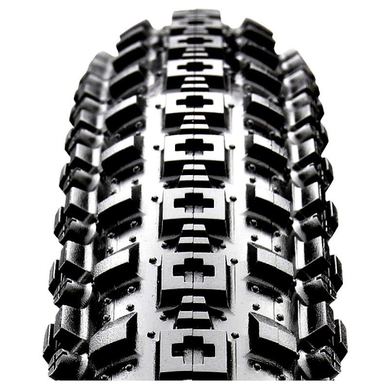 pneu maxxis aro 26 crossmark arame pneu bicicleta 26 mtb r 79 99 em mercado livre. Black Bedroom Furniture Sets. Home Design Ideas
