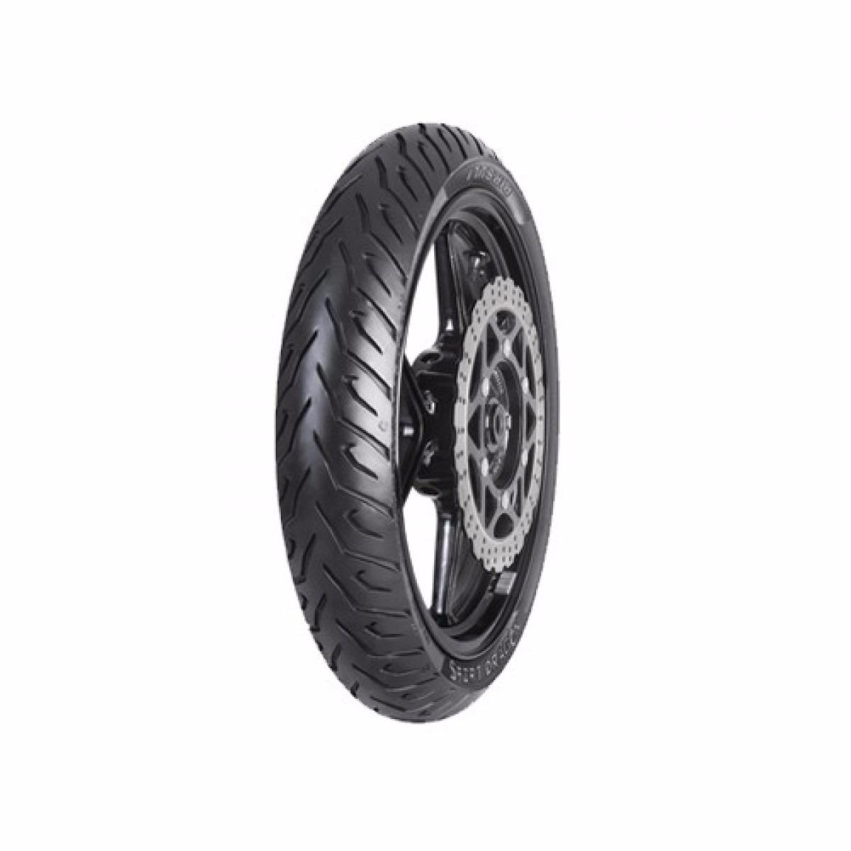 pneu moto pirelli 100 80 17 52s sport dragon dianteiro r 296 16 em mercado livre. Black Bedroom Furniture Sets. Home Design Ideas