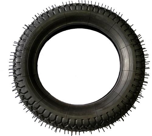 pneu p/ mini moto cross ninja 49cc medida 12 1/2 2.75 aro 8