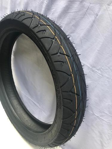 pneu par 140 70 17 + 100 80 17 - fazer cb500 twister comet