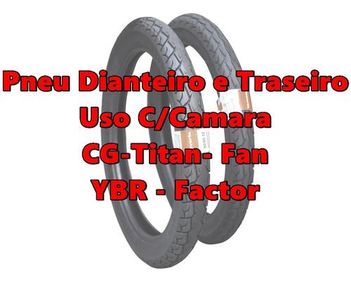 pneu par levorin matrix 80/100-18 +90-90-18 titan cg ybr