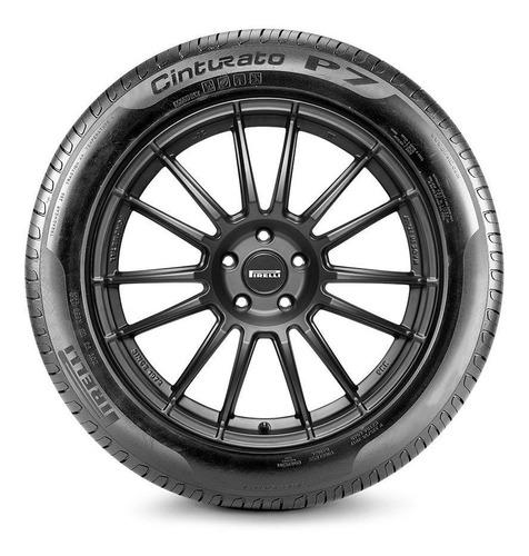 pneu pirelli aro 16 - 205/55r16 - cinturato p7 - 91v