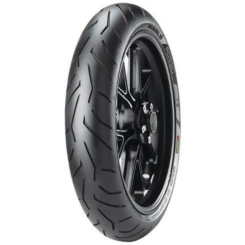 pneu pirelli diablo rosso 2 radial 110/70-17 cb300 fazer 250