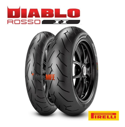 pneu pirelli diablo rosso2 110 7017+140 7017 twistercb 250f