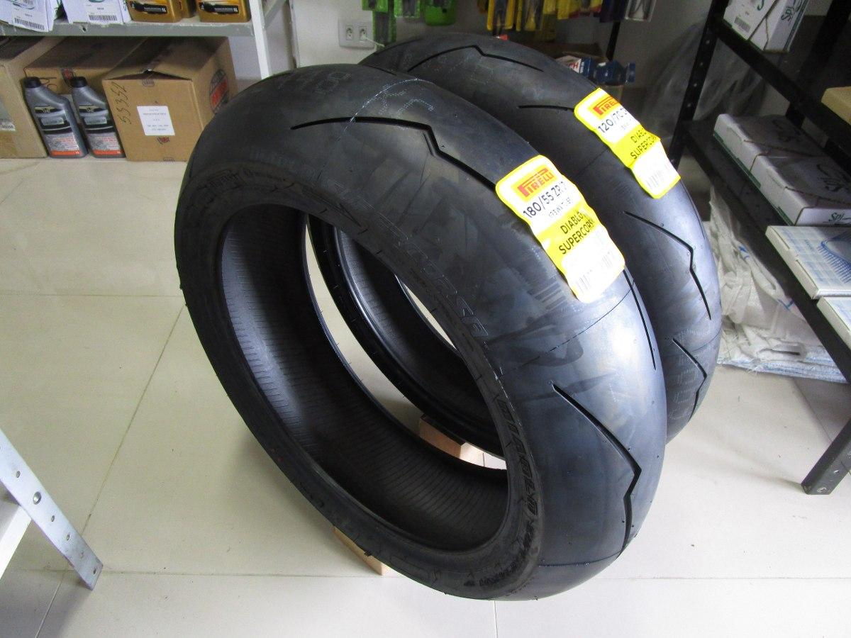 pneu pirelli diablo supercorsa sp 120 70 r17 180 55 r17. Black Bedroom Furniture Sets. Home Design Ideas