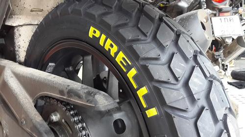 pneu pirelli mt60 rs 120/70-17 160/60-17 cb500x nc700 nc750