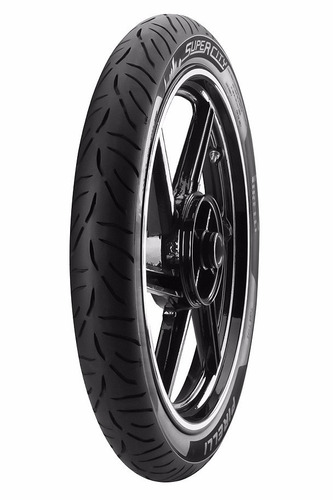 pneu pirelli par supercity s/cam 80/100/18 + 90/90/18 cg/yes
