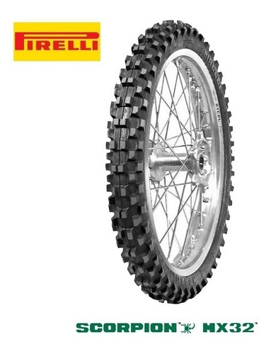 pneu pirelli scorpion mx midsoft 32 80-100-21