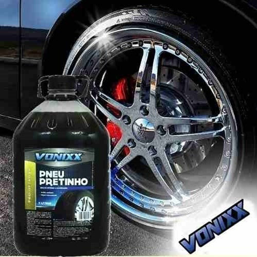 pneu pretinho vonixx 5 litros