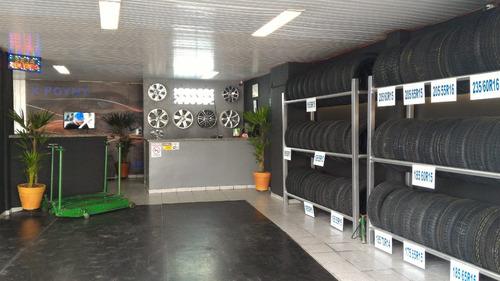 pneu remold c/ inmetro 185/70r14 lj são paulo palio sandero