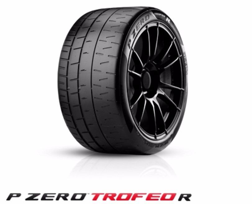 Pneu Semi Slick Pirelli Pzero Trofeo R 225/50r15 91y - R