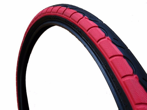 pneu slick kenda kwest aro 26 x faixa vermelha mtb bike r 54 90 em mercado livre. Black Bedroom Furniture Sets. Home Design Ideas