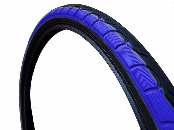 pneu slick kenda kwest aro 26 x faixa azul mtb bike r 49 00 em mercado livre. Black Bedroom Furniture Sets. Home Design Ideas