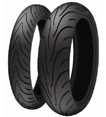 pneu traseiro 190/50-17 pilot road 2 cbr 600/cbr1000 rr zx6