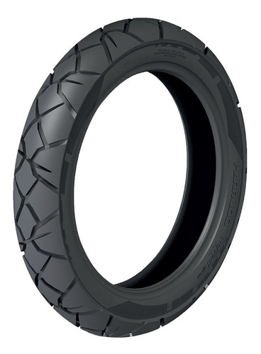 pneu traseiro 80/100-14 parrudo c100/125 biz (49l) cinborg