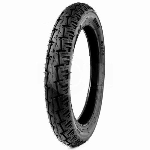 pneu traseiro 90/90-18 cg 150 titan fan ybr - vipal st300