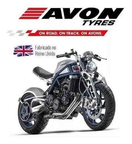 pneu traseiro avon trail rider 150/70-17 bmw r1200 gs 2012-
