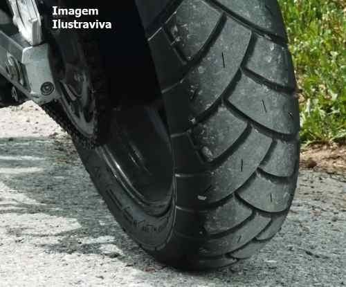 pneu traseiro avon trail rider 150/70-17 suzuki vstrom 650