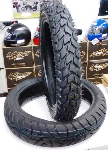 pneu traseiro bros 125 ks 2016  -  novo - 0140