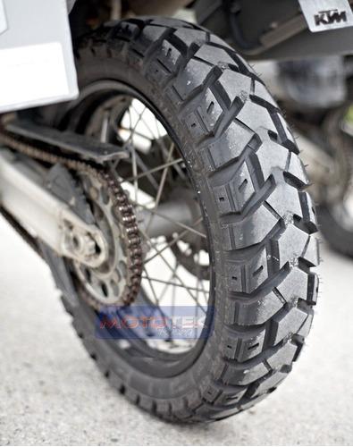 pneu traseiro moto heidenau k60 150/70-17 bmw r1200 gs 2012-