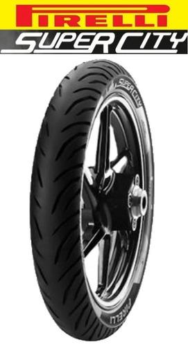 pneu traseiro pirelli 100/90-18 strada 200 marcio motos