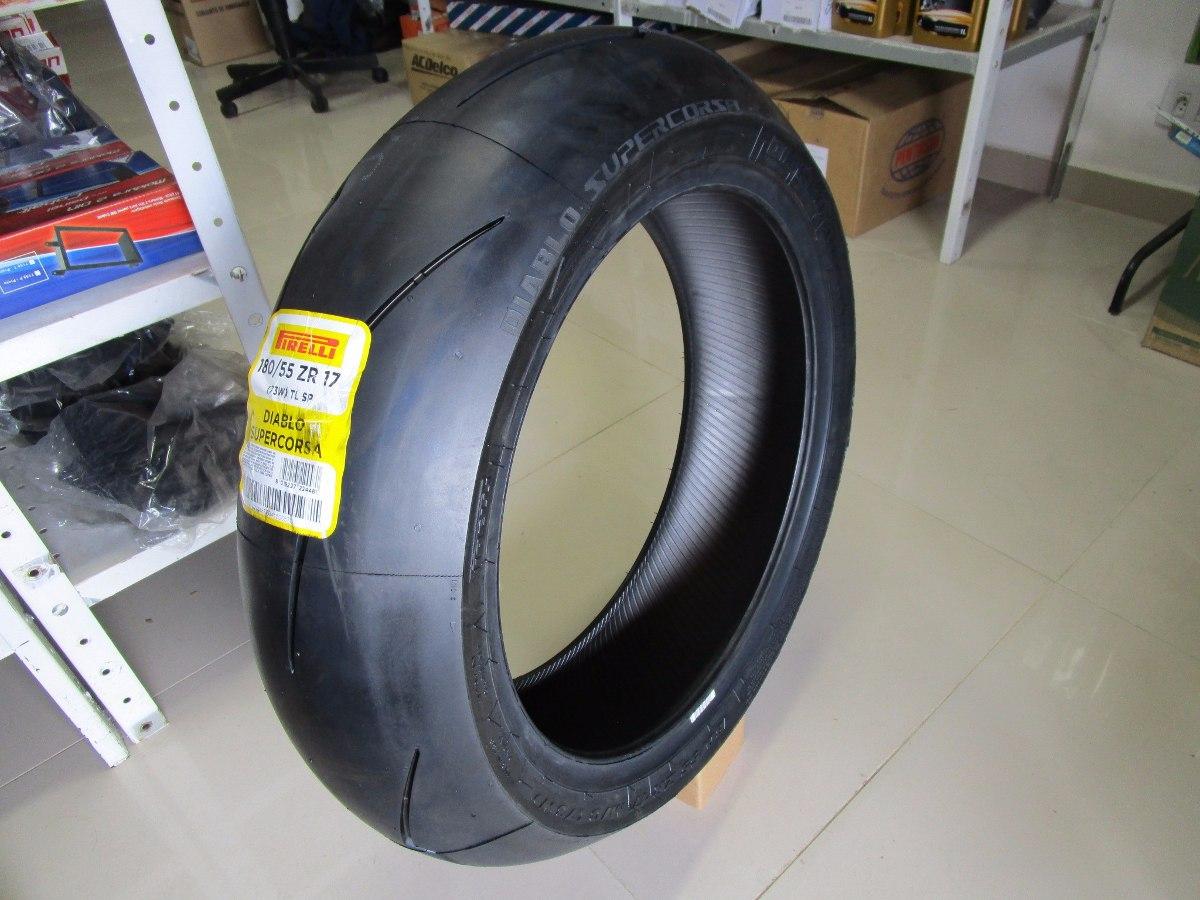pneu traseiro pirelli diablo supercorsa sp 180 55 r17 73w r em mercado livre. Black Bedroom Furniture Sets. Home Design Ideas