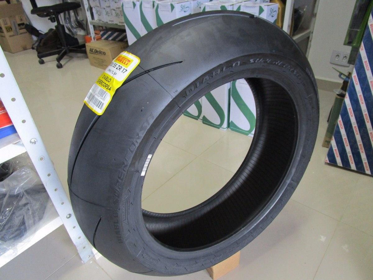 pneu traseiro pirelli diablo supercorsa sp 200 55 r17 78w r em mercado livre. Black Bedroom Furniture Sets. Home Design Ideas