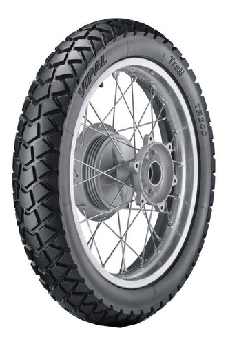 pneu traseiro xre 300 tenere 250 130/80-18 66s tr300 vipal