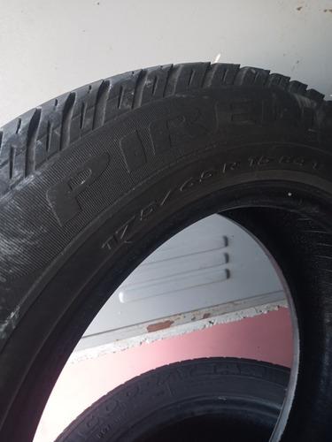 pneu usado pirelli meia vida/  barato