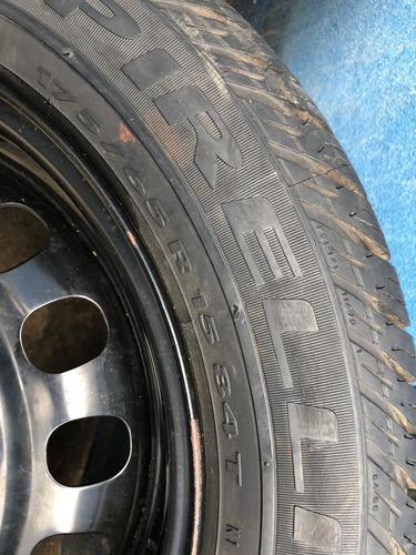 pneus e estep para honda fit , city ,linha volkswagen  aro15