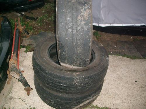 pneus roda 17 pajero full .
