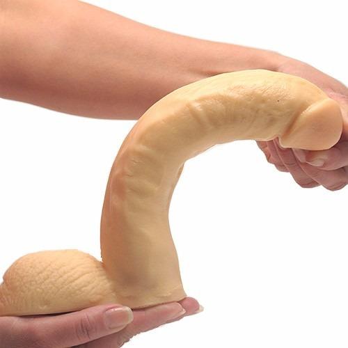 pênis 23x 4,5 cm s/ vibrador ,temos anel peniano,sex shop sp