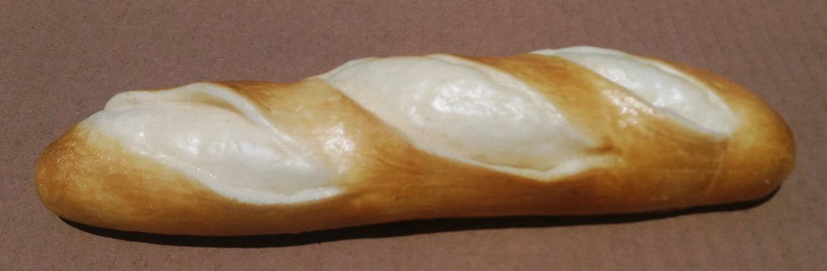 68deea07f0e Pão Baguette P - Réplicas De Alimentos   Cenográficos - R  22