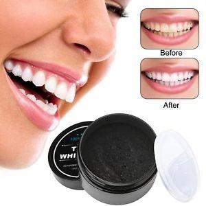 Po Clareador Dental Carvao De Bambu 100 Natural Escova R 45 00