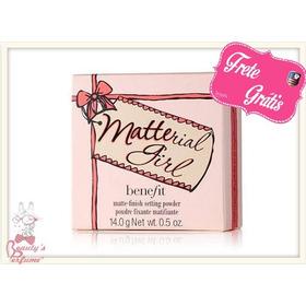 Pó Finalizador Benefit Matterial Girl - Frete Free