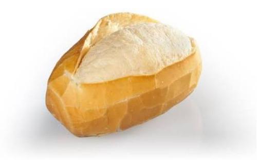 pão francês congelado