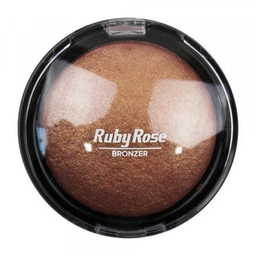pó iluminador bronzeador hb-7213 ruby rose lançamento