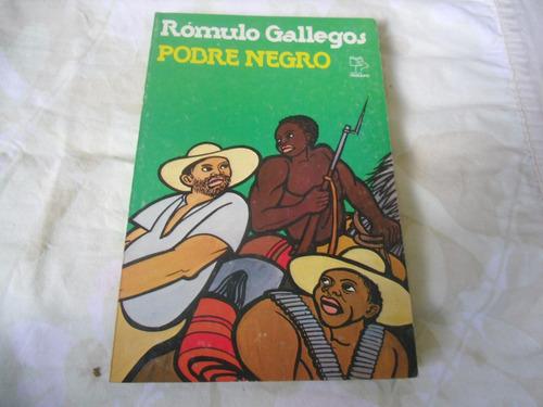 pobre negro (romulo gallegos)