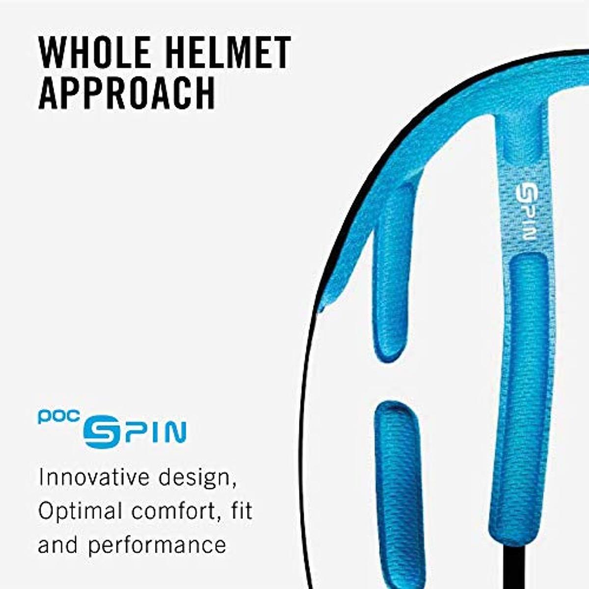 Skull Orbic Comp Spin Ultimate Race Helmet POC